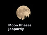 Moon Phases Jeopardy Game