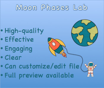 Moon Phases Lab