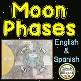 Moon Phases ~ Las fases de la luna