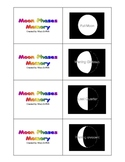 Moon Phases Memory Game