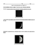 Moon Phases Notes Sheet/Graphic Organizer