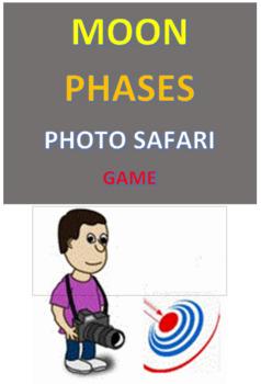 Moon Phases Photo Safari Game