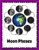 Moon Phases Poster Pack
