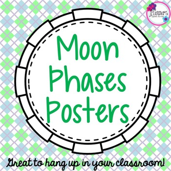 Moon Phases Posters!