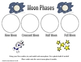 Moon Phases Practice with Oreos