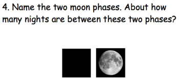 Moon Phases Review Stations