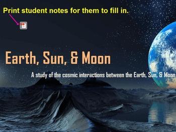 Moon Phases & Seasons Week 1