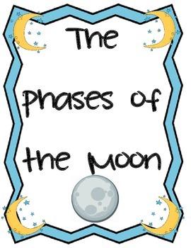 Moon Phases Study Wheel