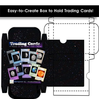 Moon Phases - Trading Cards