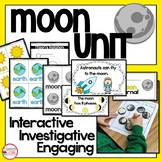 Moon Phases Unit and Mini Books