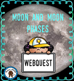 Moon Phases Webquest