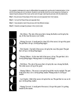 Moon Phases and More
