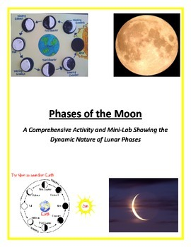 Moon Phases and OREO COOKIE LAB.  A TRUE HIT!  (Yummy for ALL Ages!)