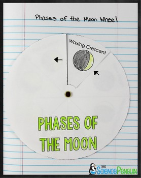 Moon Phases in a Snap