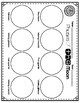 Moon Phases with Oreos Worksheet