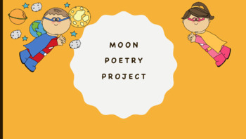 Moon Poetry Project