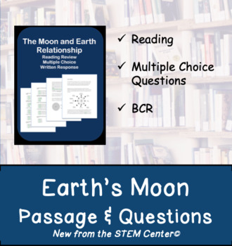 Moon Reading Passages and Questions