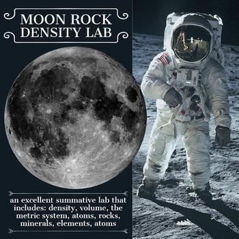 Moon Rock Density Lab