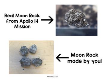 Moon Rock Experiment