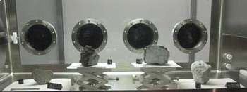 Apollo Moon Rock Recipe and Experiment for Hungry Scientists