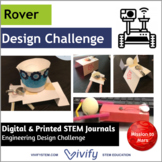 Mars Rover STEM Engineering Design Challenge (Distance Lea