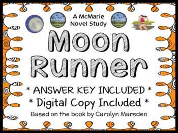 Moon Runner (Carolyn Marsden) Novel Study / Comprehension (33 pages)