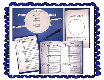 Moon Runner Journeys Unit 4 Lesson 18 Fourth Grade Supp. Act.