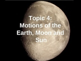 Moon, Tides & Eclipses Unit ppt