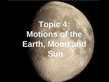 Moon, Tides & Eclipses Unit ppt