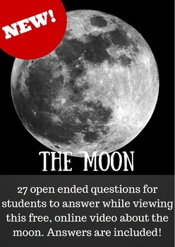 Moon Video Movie Guide: 27 Questions with Answers for a FREE Video Online