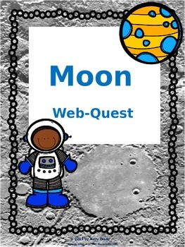 Moon Web-Quest
