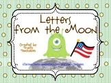 Moon Writing Activity