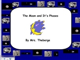 Moon and It's Phases SMART board lesson