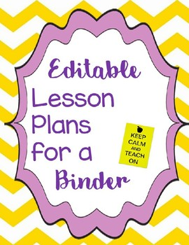 Lesson Plans and Grade Book