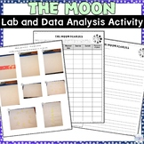 Moon and Lunar Phases Lab and Diary Data Collection Activity