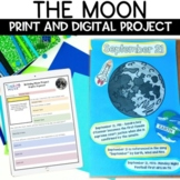 Moon and Moon Phases Culminating Project for Solar System