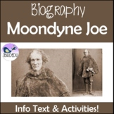 Moondyne Joe. Bushranger. Information Text. Australian History