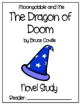 Moongobble and Me: The Dragon of Doom - Novel Study - DRA 28