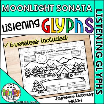 Moonlight Sonata Listening Glyphs
