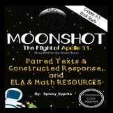 Moonshot Paired Texts, Grammar, & Math Unit (Apollo 11)