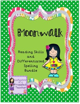 Moonwalk Reading/Spelling Bundle (Scott Foresman Reading Street)