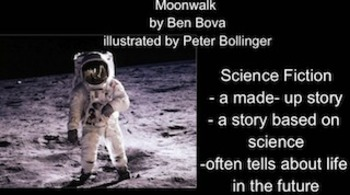Moonwalk Vocabulary Presentation