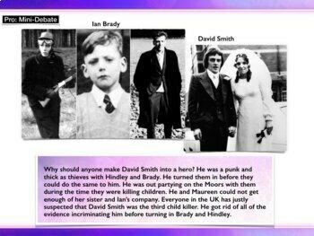 Moors Murders - Ian Brady - Yvonne Hindley - Serial Killer - Law - 69 Slides