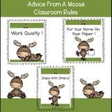 Moose Advice : Classroom Rules