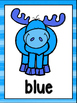 Moose Color Posters & Memory Cards