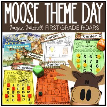 Moose Day Activities