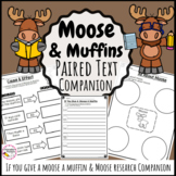 Moose & If You Give A Moose A Muffin
