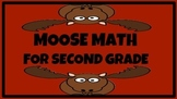 Moose Math 3 digits Common Core  Expanded Not., count by 1