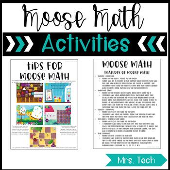 Moose Math Activities