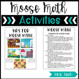 Moose Math Activities